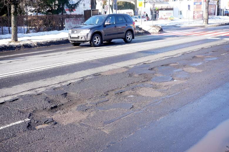 Dodatkowe pieniądze trafią na remonty dróg w Lublinie