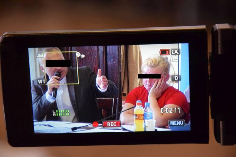 Robert Ś. i Katarzyna Z. rządzili w Byczynie w kadencji 2014-18. Co ciekawe, w wyborach byli rywalami, ale porozumieli się i razem sprawowali rządy.