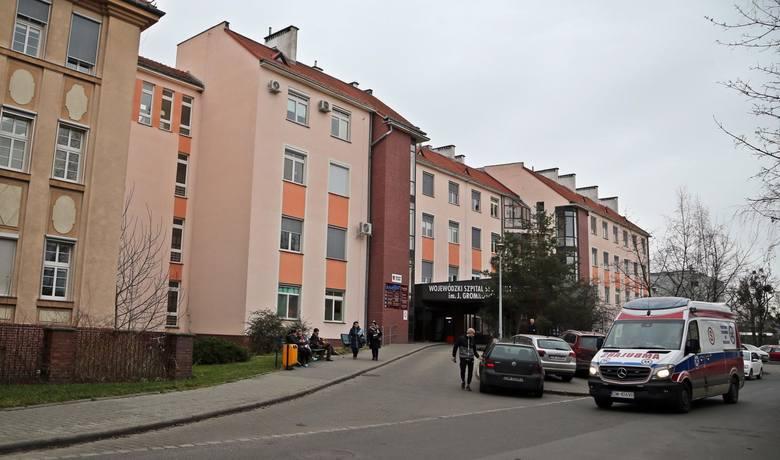 Szpital przy Koszarowej tylko dla koronawirusa
