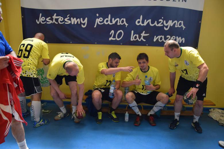 Turniej Oldbojów podczas Festiwalu Piłki Ręcznej w Świebodzinie