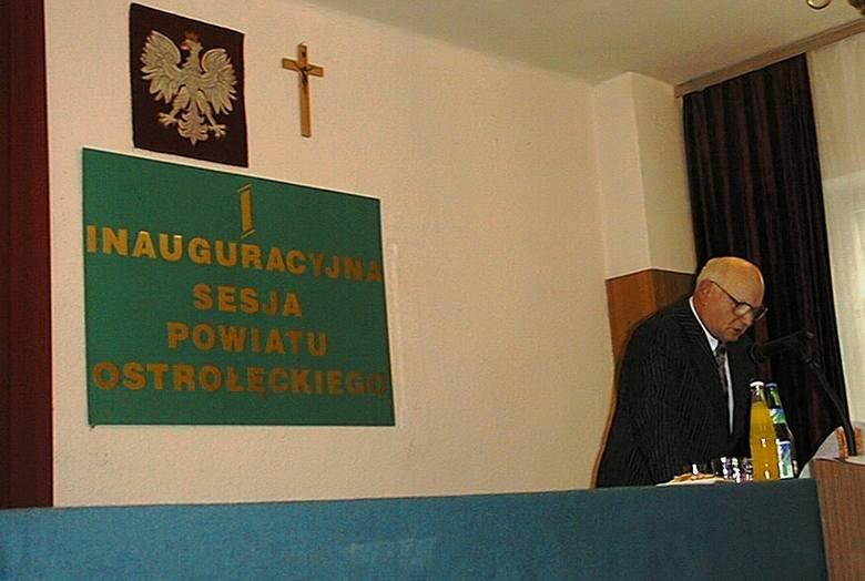 Powiat ostrołęcki na przełomie XX i XXI wieku. Zdjęcia z archiwum TO, z lat 1998-2002