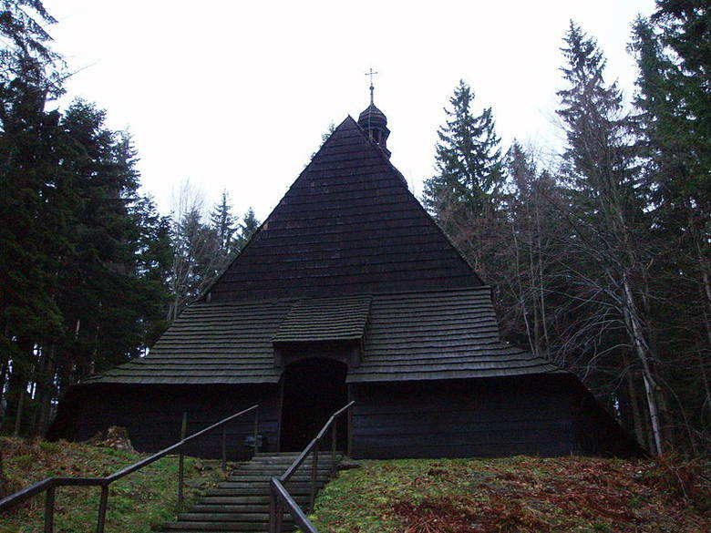 Kościół św. Krzyża w Istebnej na Kubalonce