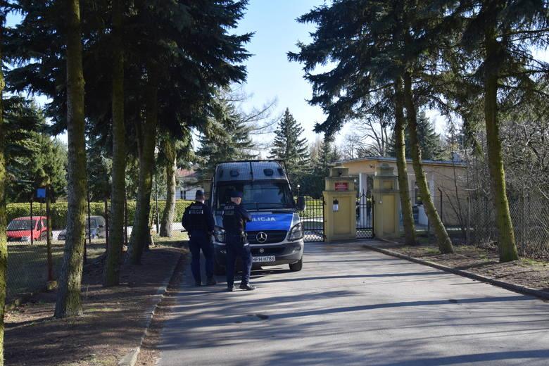 Problem z osobami skierowanymi do pracy pojawił się w Domu Pomocy Społecznej w Tomczycach, gdzie kilka osób odmówiło.
