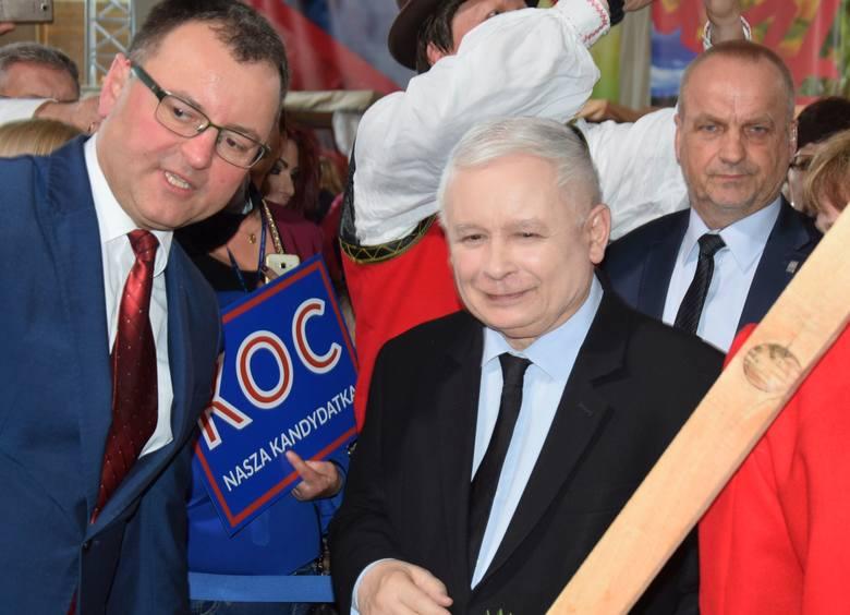 Konwencja PiS w Kadzidle. Jarosław Kaczyński o programie dla polskiej wsi. Zobacz zdjęcia