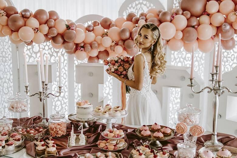 Kawa, ciasta, ciasteczka, ale też torty i słodkie stoły na przyjęcia. Oferta