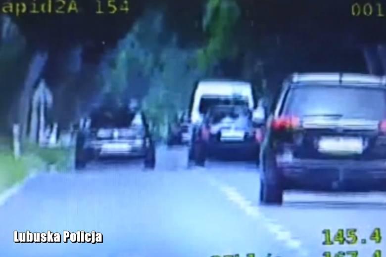 Policyjna grupa SPEED zatrzymała pirata drogowego