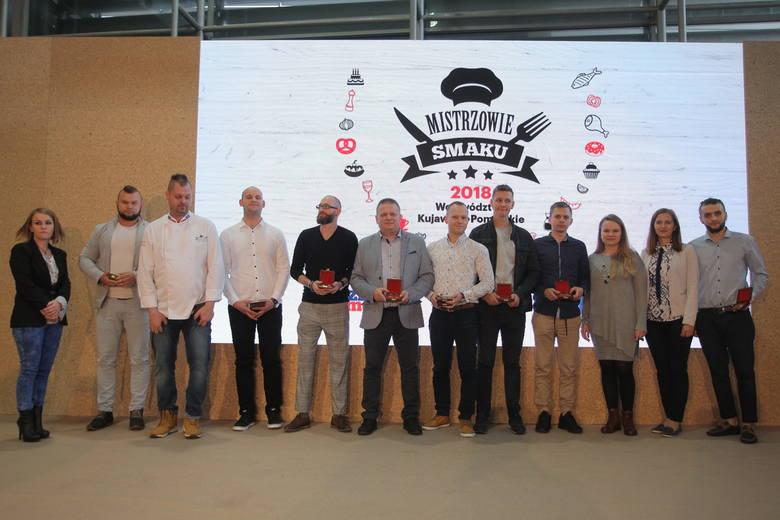 W tym roku w województwie kujawsko-pomorskim po raz pierwszy zostały przyznane tytuły Mistrzów Smaku dla najlepszych lokali i pracowników gastronomii.