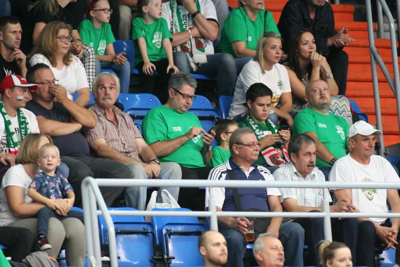 Tak kibicowaliście drużynie MKS Perła Lublin w kwalifikacjach do Ligi Mistrzyń [GALERIA KIBICÓW]