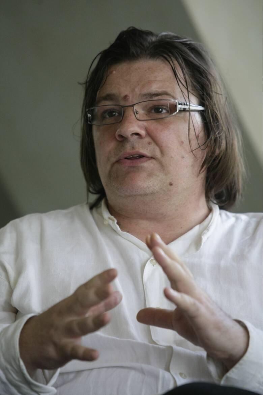 """Romuald Wicza-Pokojski, reżyser """"Madamy Butterfly"""" Giacomo Pucciniego w Operze Bałtyckiej"""