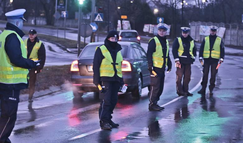 policja zielona góra kontrola trzeźwości