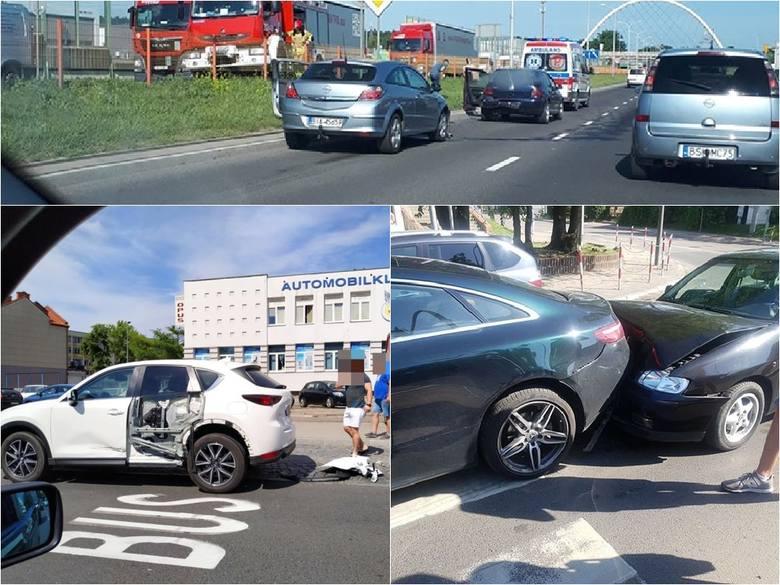 Na drogach województwa podlaskiego doszło dziś do kilkunastu różnych zdarzeń drogowych. Wiele z nich miało miejsce w samym Białymstoku.