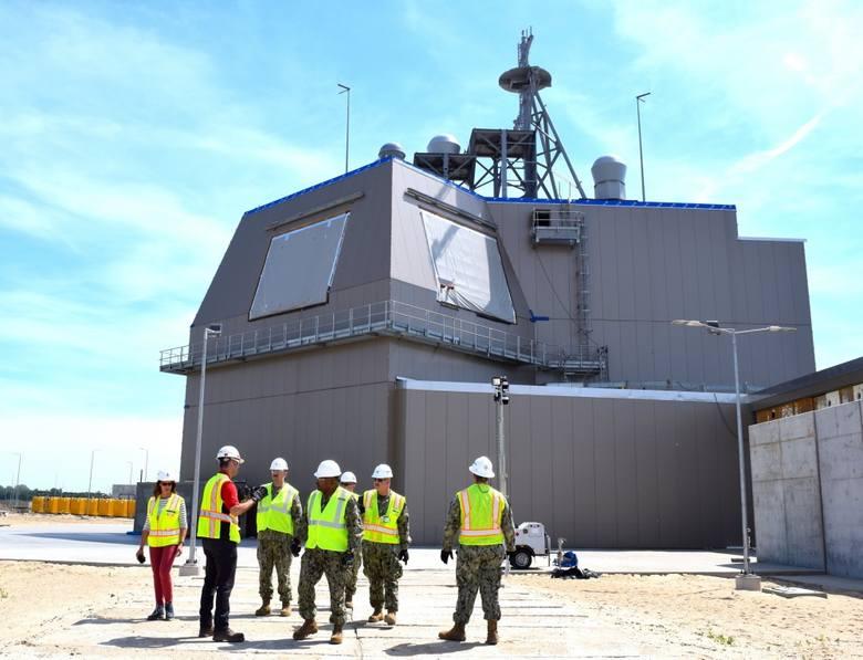 Trwa budowa pierwszej bazy amerykańskich wojsk w Redzikowie. Tarcza antyrakietowa prawie gotowa. Amerykańskie wojsko opublikowało nowe zdjęcia.Jon C.