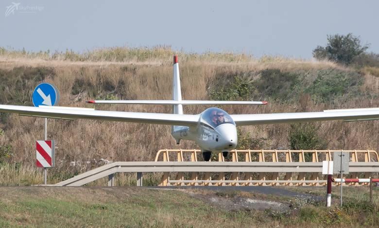 Aeroklub Kujawski zorganizował jesienne zawody na celność lądowania, które były podsumowaniem sezonu lotniczego 2018.Pierwsza część zawodów należała