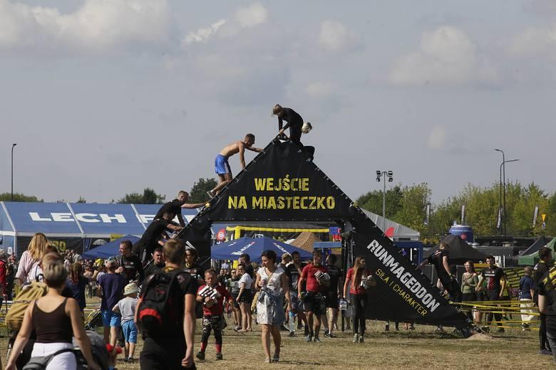 Runmageddon w Łodzi. Zobacz zdjęcia z ekstremalnego biegu! FOTO