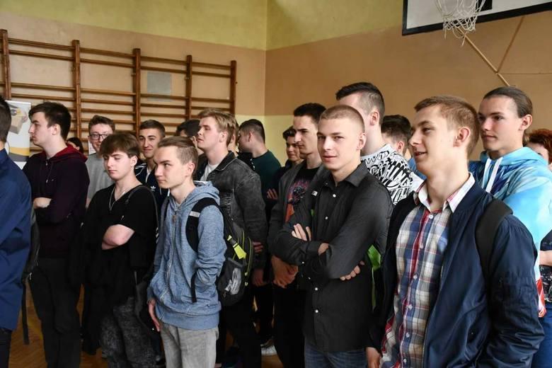 Targi Pracy i Edukacji odbyły się w Miechowie