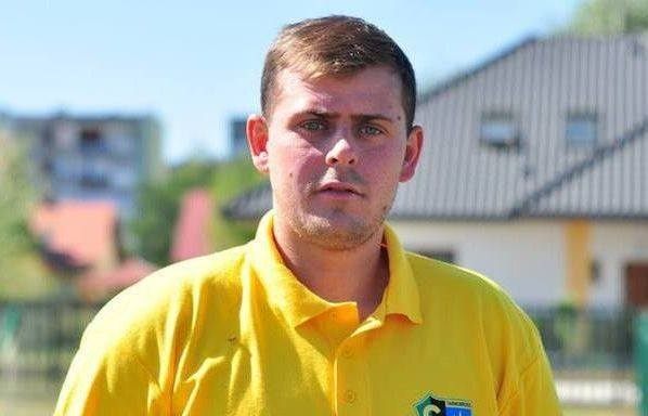 Michał Złotek (na zdjęciu) nie jest już trenerem LZS Samborzec. Zastąpił go Jacek Rączkowski.