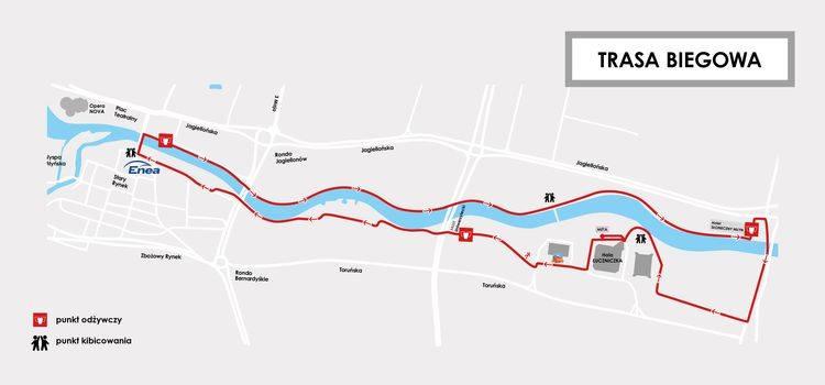 Jak przebiega trasa Enea Bydgoszcz Triathlon? Utrudnienia w ruchu
