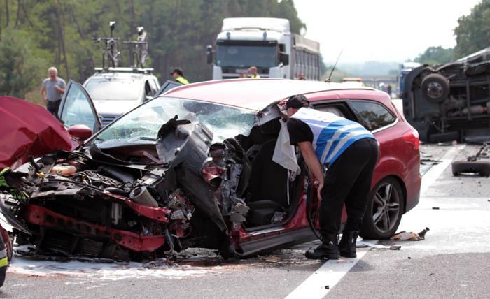 Kolejny wypadek na S3