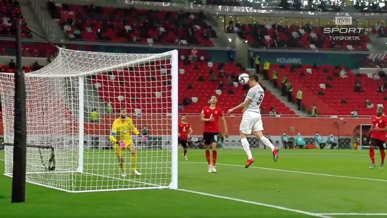 Gol Lewandowskiego na 2:0