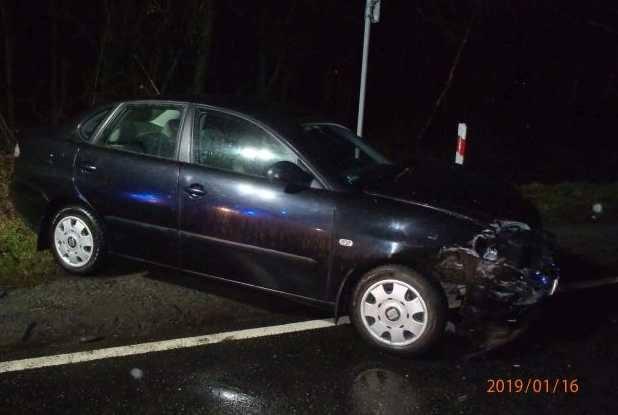 Wypadek na DK92 pod Słupcą wydarzył się w środę rano. Po zderzeniu trzech samochodów jedna osoba trafiła do szpitala.Przejdź do kolejnego zdjęcia --