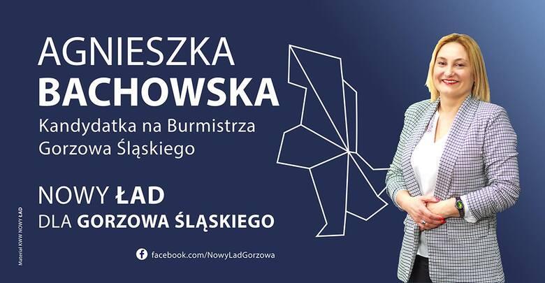 Agnieszka Bachowska (KWW Nowy Ład)
