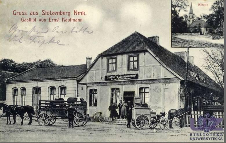 Dzięki starym pocztówkom, które przetrwały do naszych czasów możemy się przekonać, jak wyglądały lubuskie miejscowości przed II wojną  światową. W zbiorach