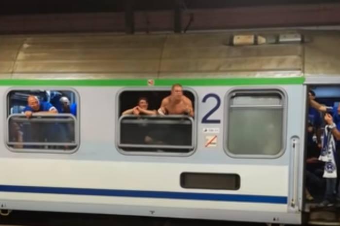 Katowice: Policja identyfikuje agresywnych kiboli Ruchu