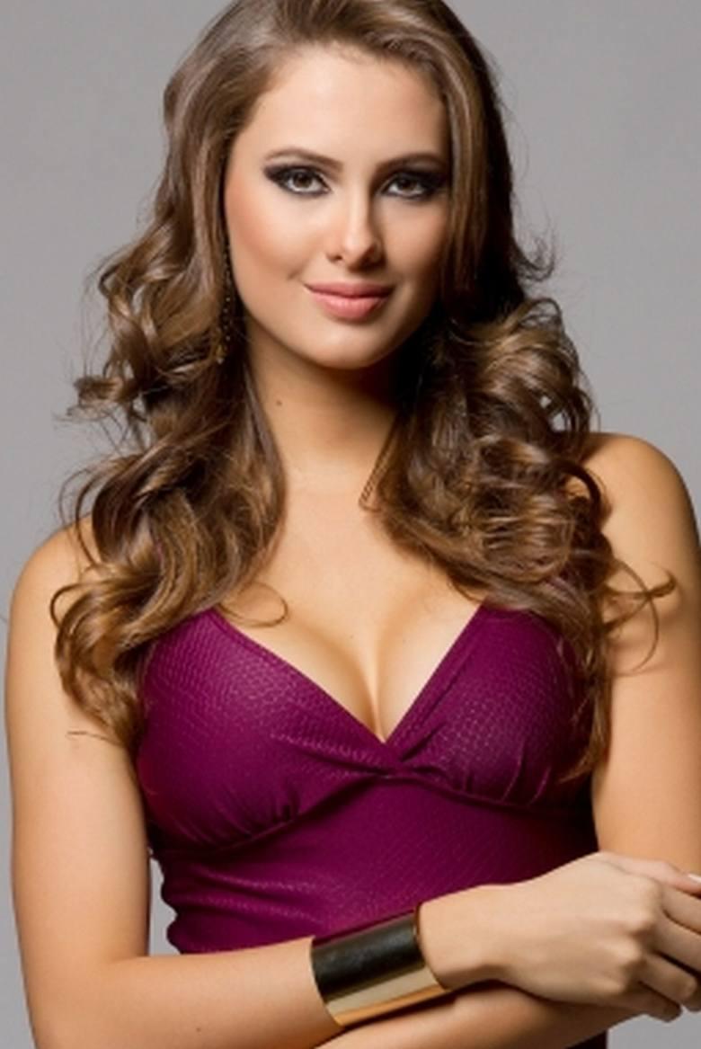 Nasza Ewa Mielnicka w konkursie piękności Miss International 2015 ... Michelle Williams