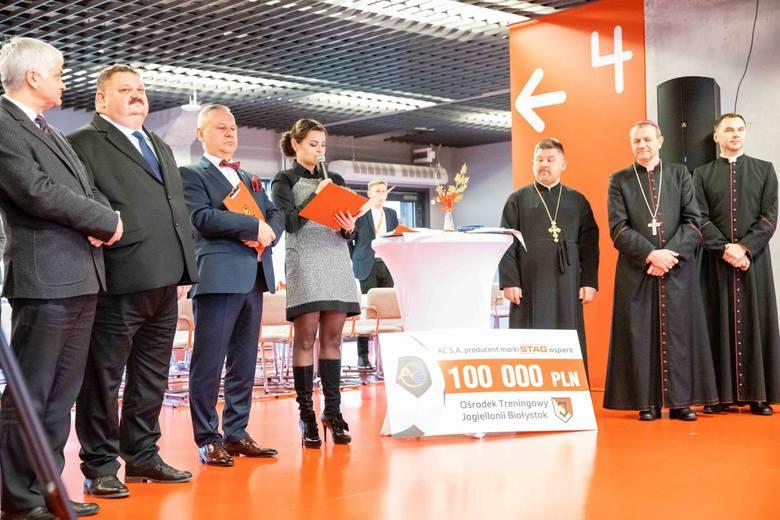 Spotkanie opłatkowe w Jagiellonii 2019