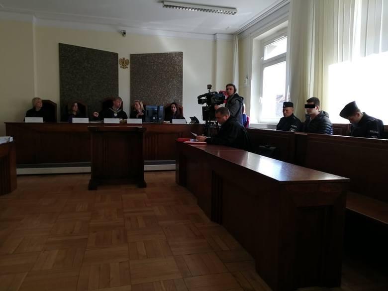 Ukrainiec Nazari H. został skazany na 15 lat więzienia za zabójstwo