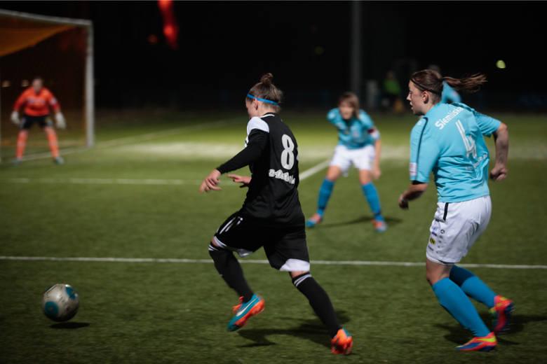 Piłkarki Medyka Konin zagrały na szóstkę