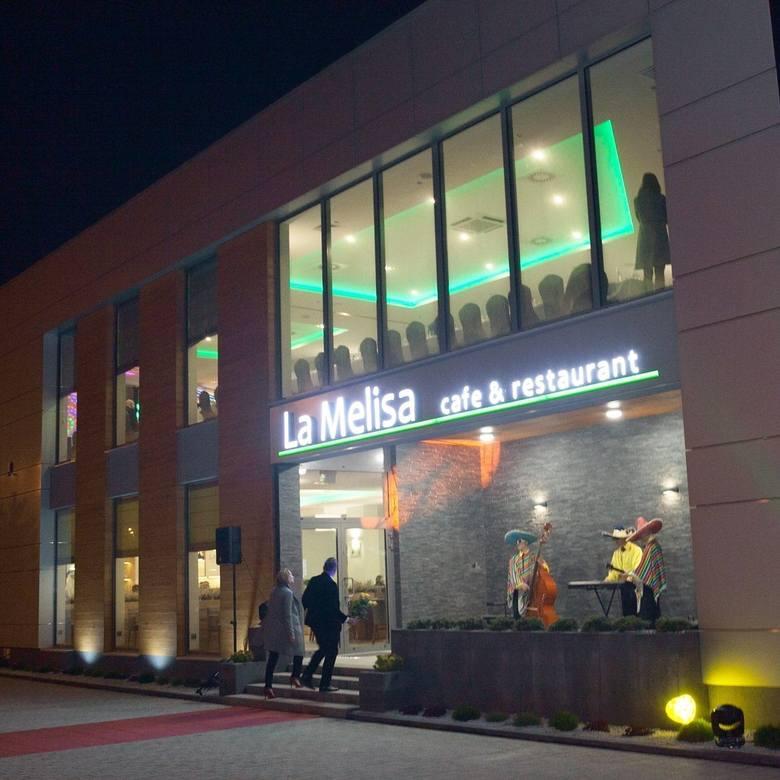 La Melisa cafe and restaurantKilka osób wskazało restaurację La Melisa, mieszczącą się przy ulicy Mieszka I 22A.