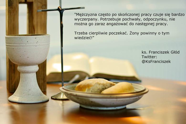 Ksiądz Franciszek Głód może poszczycić się tytułem doktora habilitowanego filozofii chrześcijańskiej z zakresu psychologii. Jest również profesorem zwyczajnym
