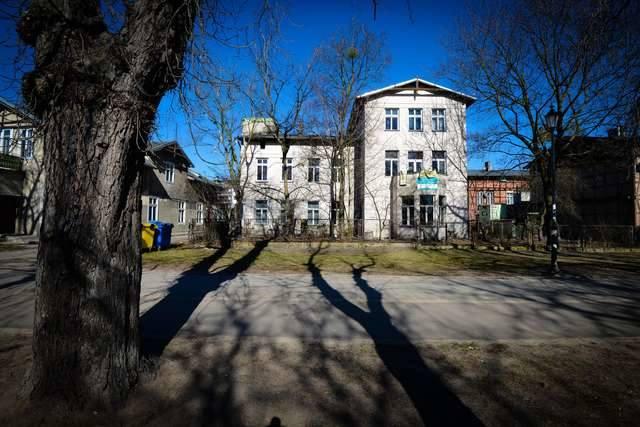 """W """"Zofijówce"""", w której przed wojną gościł Witkacy, autor odnalezionego po latach libretta """"Panny Tutli Putli"""", pod koniec 2013 roku wybuchł pożar"""