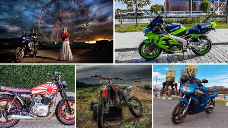 Mistrzowie MOTORYZACJI. Zobacz niesamowite MOTOCYKLE naszych czytelników!