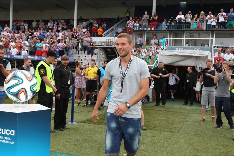Lukas Podolski nie dla Górnika Zabrze! Piłkarz dogadał się z FC Koeln i planuje przyszłość w Niemczech