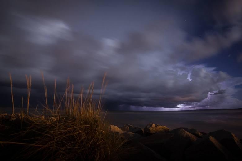 Ostrzeżenie meteorologiczne. Burze z gradem w Słupsku i regionie