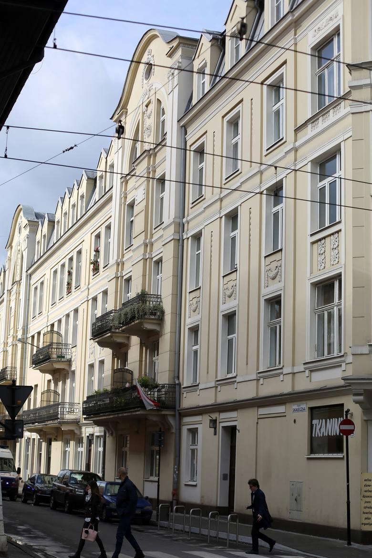 Kamienica przy ulicy Skałecznej 1