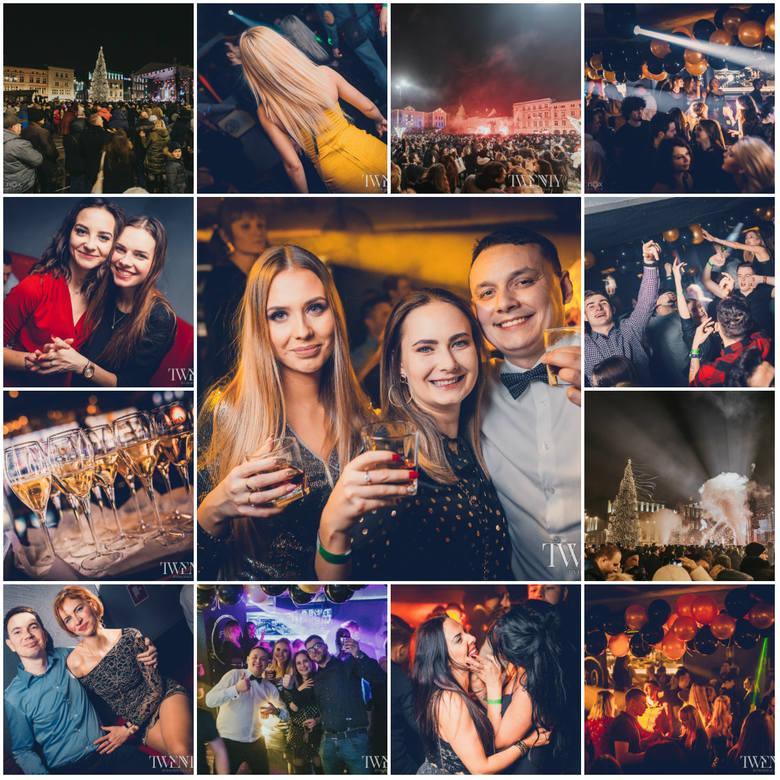 Bydgoszczanie w szampańskich nastrojach pożegnali 2019 rok. Sylwestrowa zabawa w Twenty Bydgoszcz trwała do białego rana. Zobaczcie zdjęcia z sylwestrowej