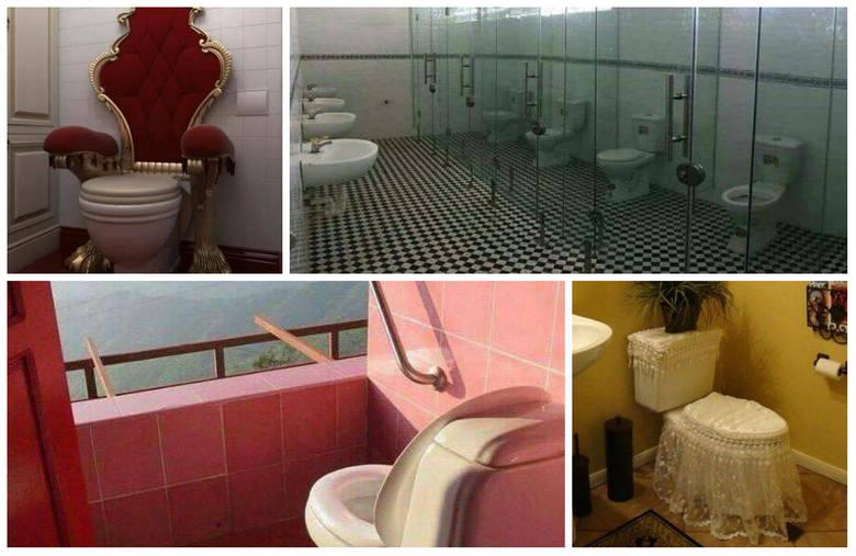 Gdy udajemy się do toalety, zależy nam przede wszystkim na tym, aby było czysto, a warunki gwarantowały nam chwilę intymności. Zdarzają się jednak takie,