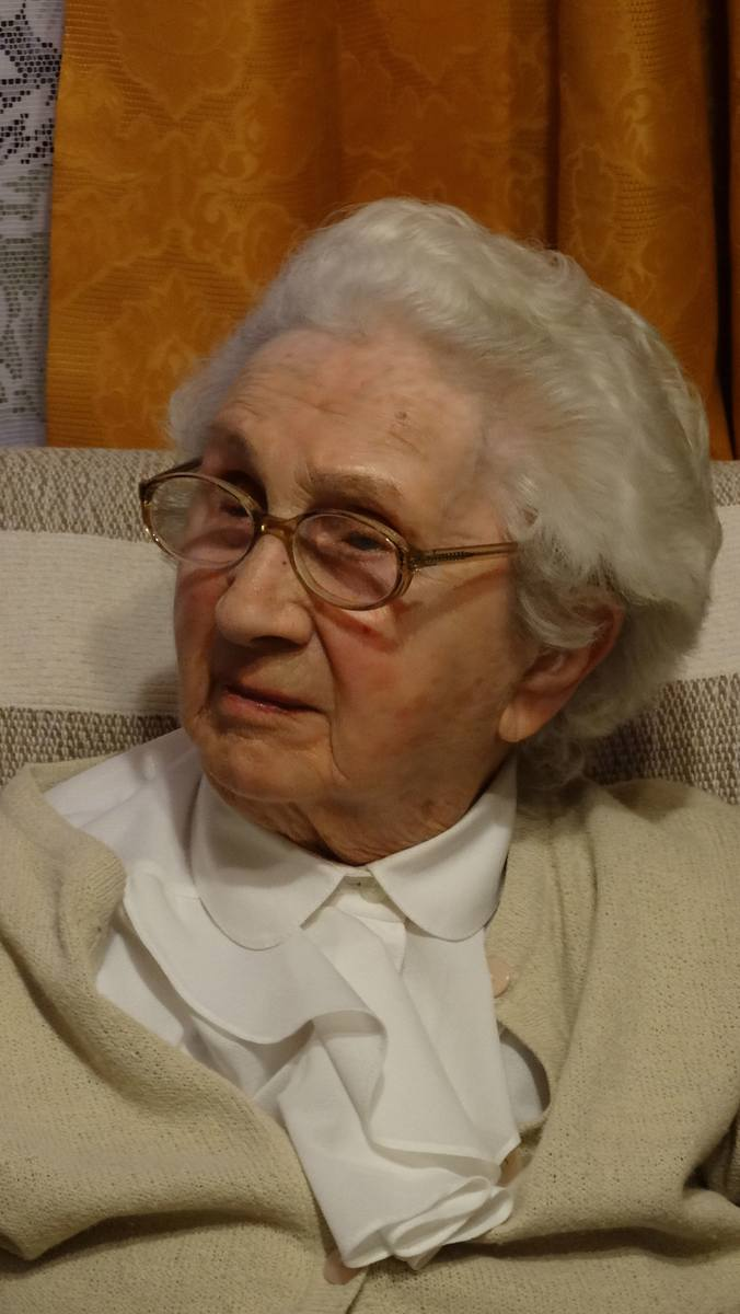 Alfreda Tasarek za kilka dni świętować będzie 103 urodziny