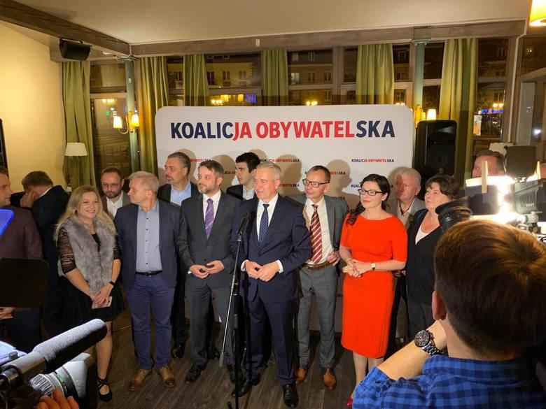 Wybory do Sejmu i Senatu 2019. Koalicja Obywatelska w Białymstoku