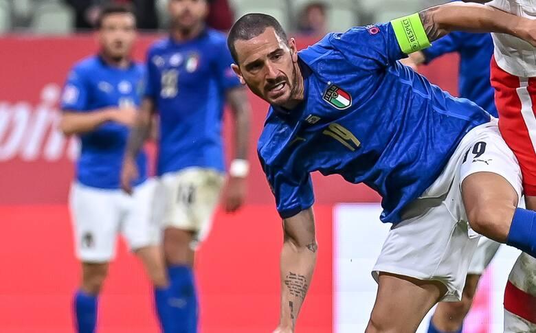 Leonardo Bonucci to jeden z filarów włoskiej obrony