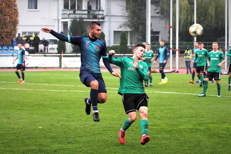 Derby Pomorza w III lidze pomiędzy Radunią Stężyca a KP Starogard Gdański