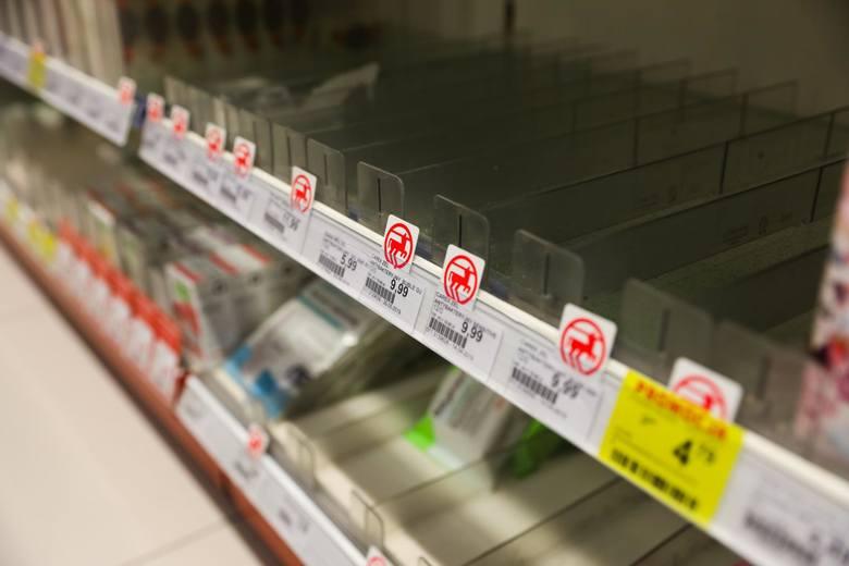 Drogerie w Polsce wprowadzają limity na zakupy. Rossmann wprowadza ograniczenia na zakup m.in. mydła czy papieru toaletowego.