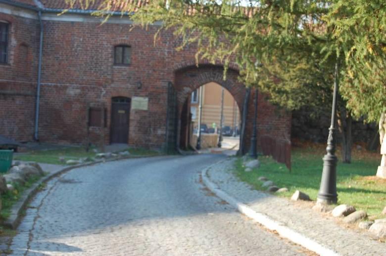 Zamek krzyżacki w Sztumie trafi do ministra kultury?