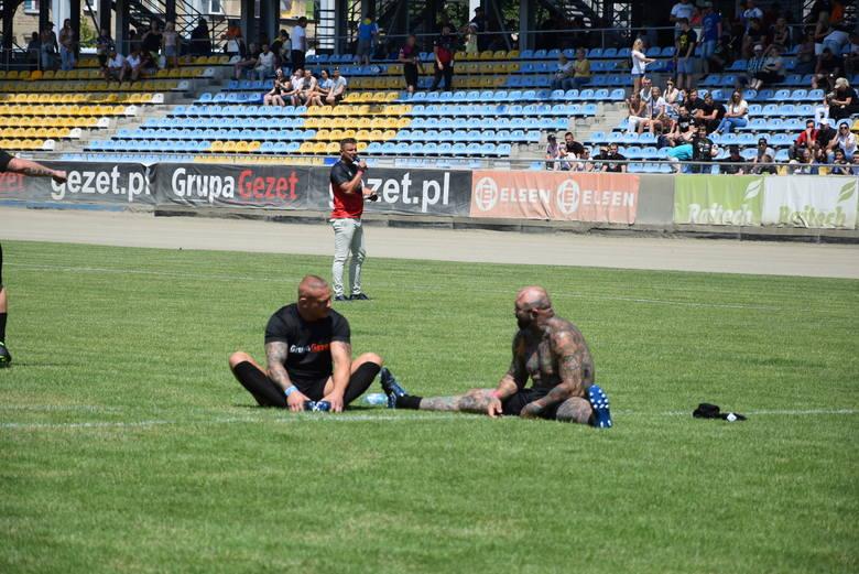 Jędrzejczyk, Materla czy Zmarzlik - grali w piłkę dla dzieci chorych na nowotwór
