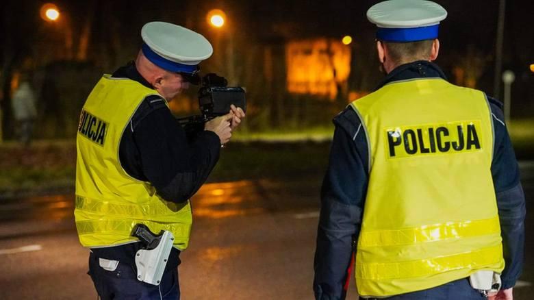 Łotewski kierowca tira szalał na ósemce. Grupa Speed zatrzymała i ukarała pirata drogowego