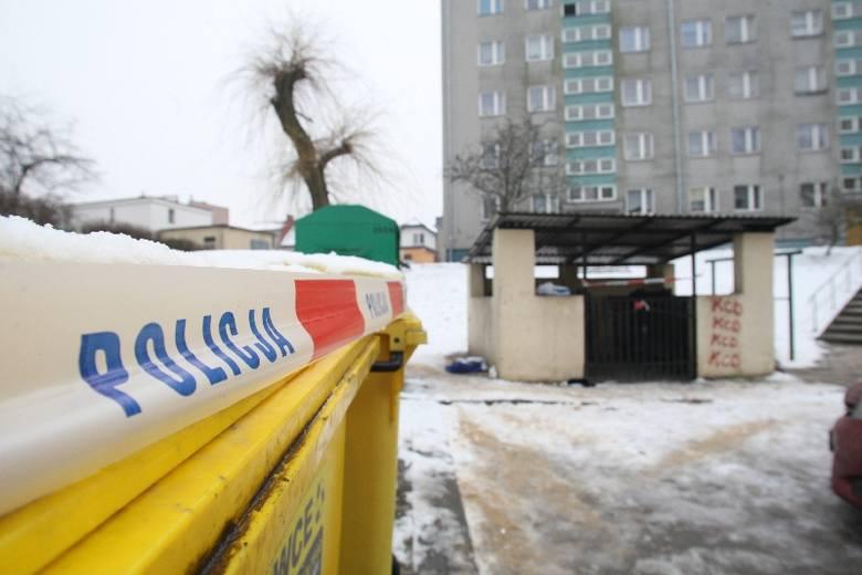 Zwłoki dwóch osób znalezione w mieszkaniu w Kielca