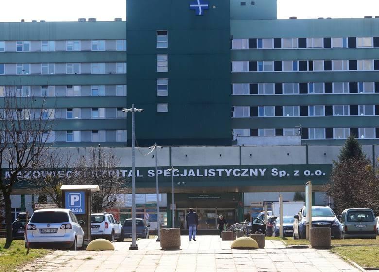 W Mazowieckim Szpitalu Specjalistycznym system już funkcjonuje.